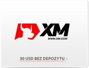 1. Najlepszy Broker - XM