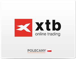 Polecany Broker - XTB