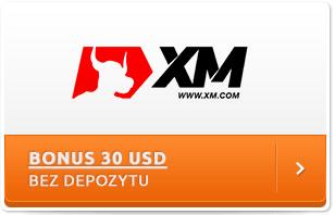 Bonus bez depozytu 30 USD