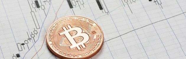 bitcoin wykres na gieldzie