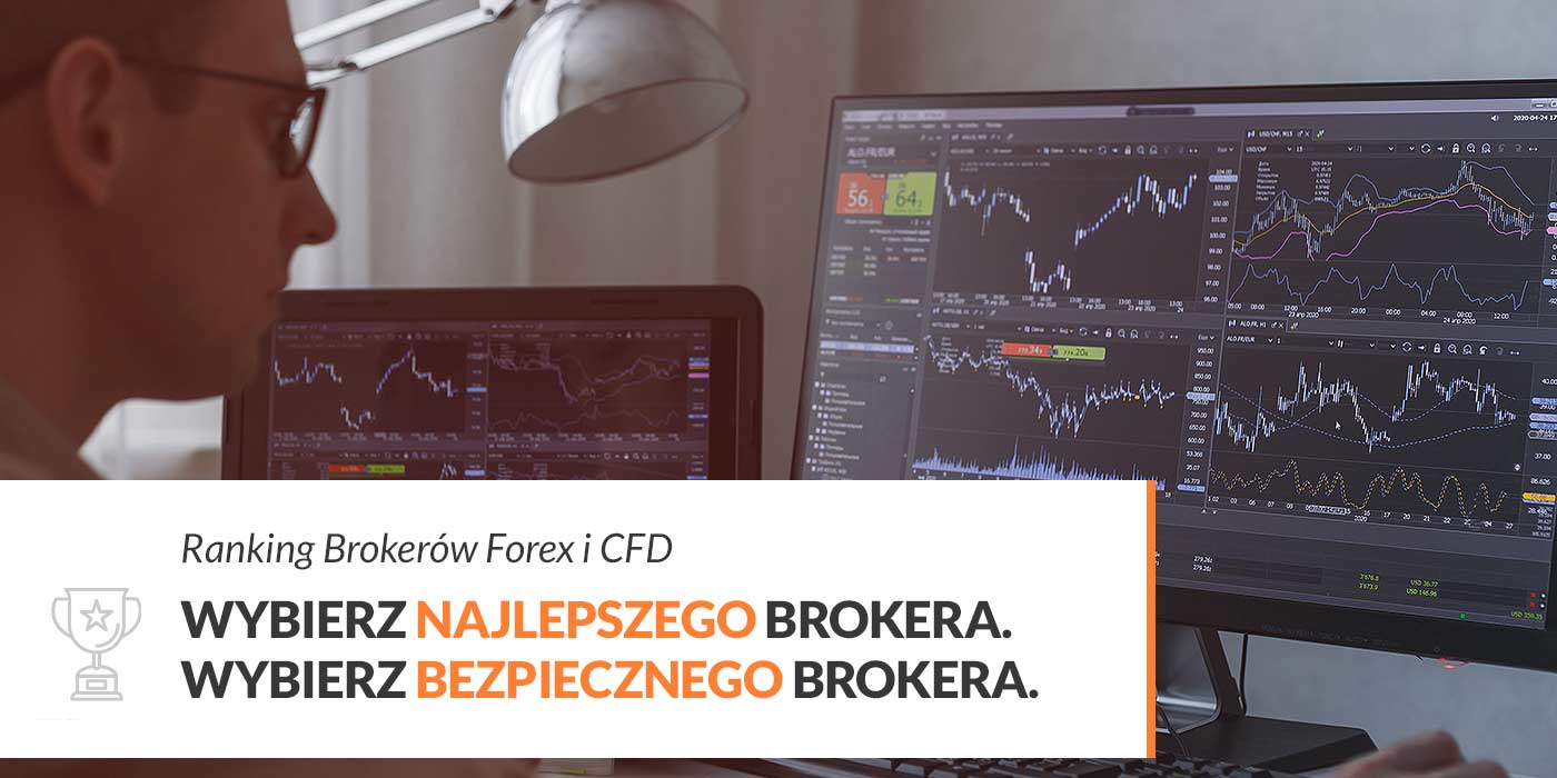 najlepszy broker forex